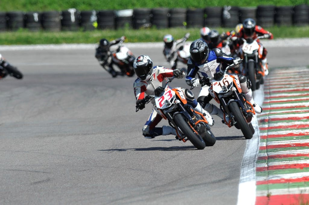 KTM 200 Duke Trophy: ready, go!