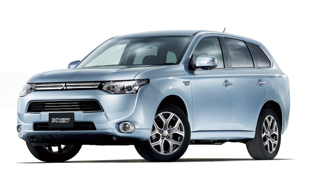Mitsubishi Outlander PHEV: due volte green