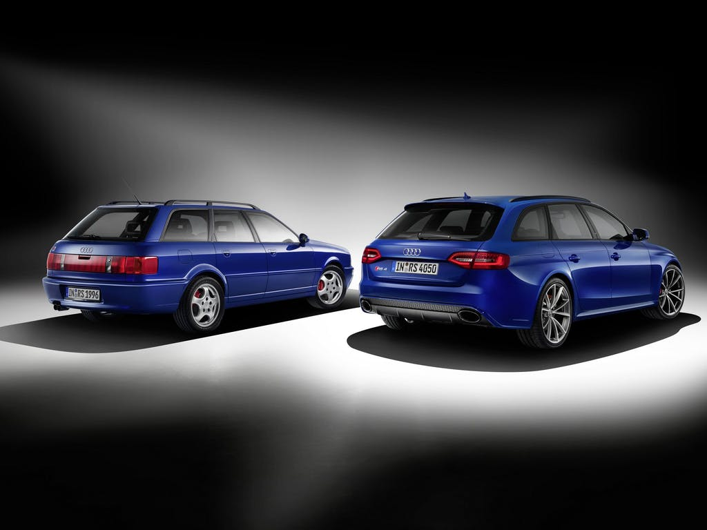 Audi RS4 Avant Nogaro: in memoria della RS2