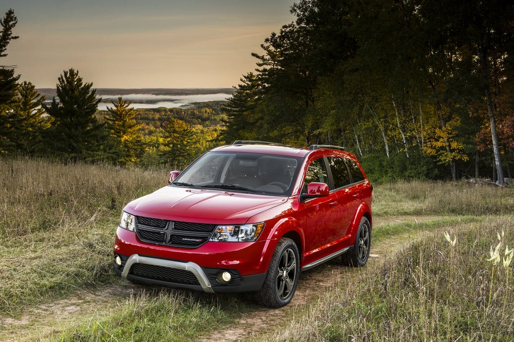 Dodge Journey Crossroad: evoluzione crossover