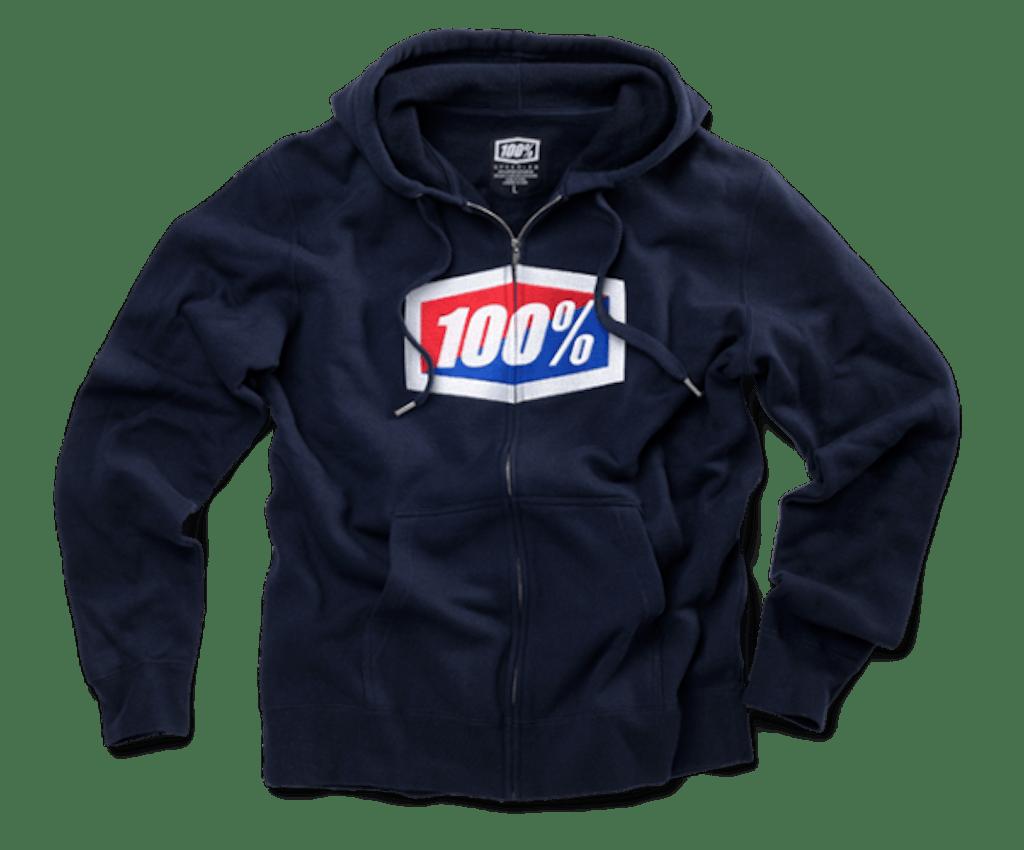 Felpa Ride 100% Fleece Official