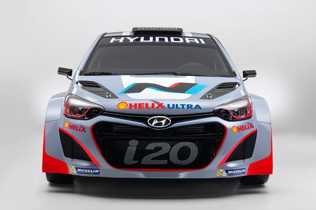 WRC 2014: poker d'assi per Hyundai