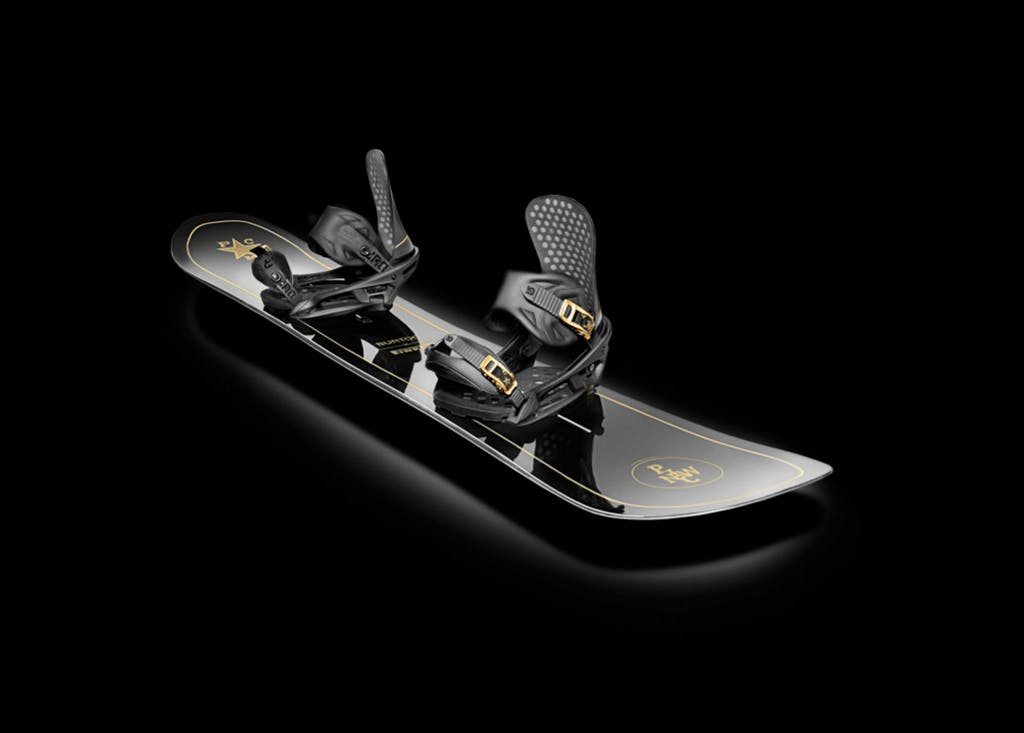 Burton Snowboard 4 Pirelli PZero