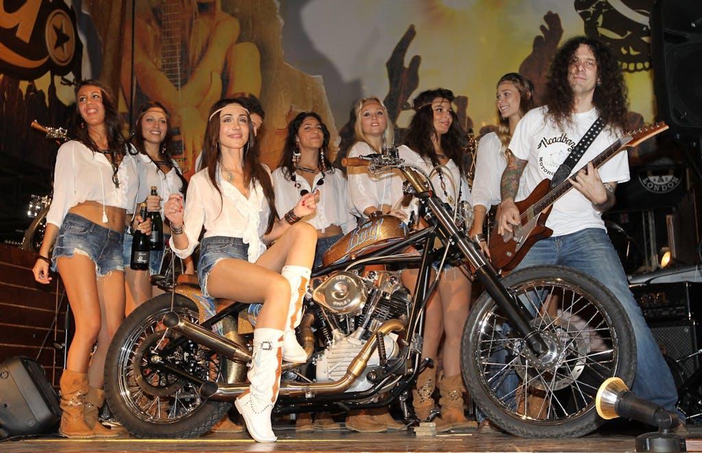 Headbanger, appuntamento a Milano