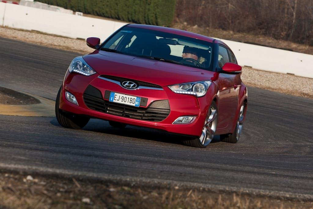 Prova Hyundai Veloster