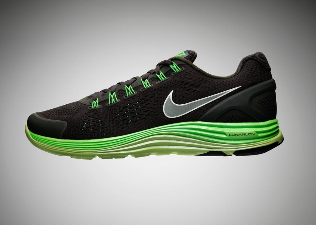 Prova Nike Lunar Glide+ 4