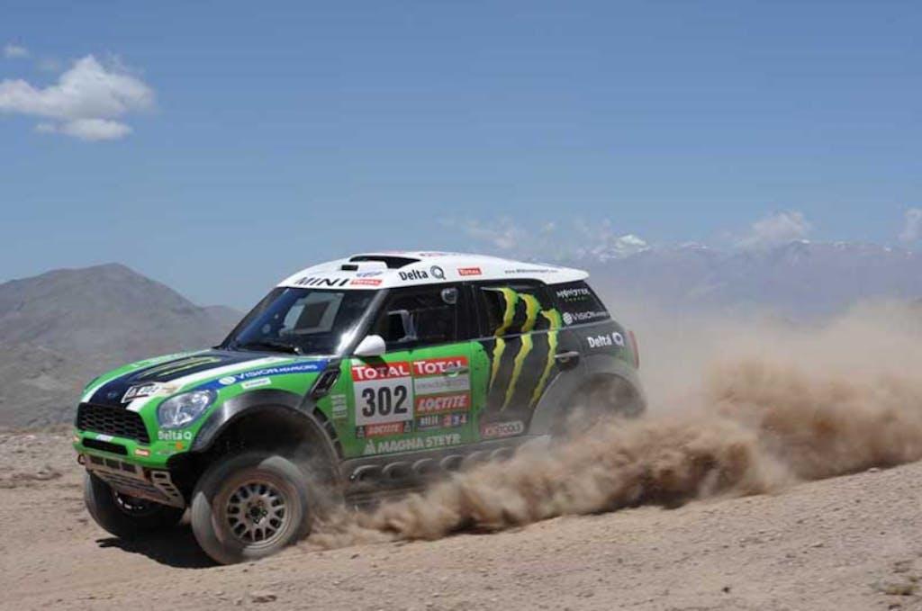 Dakar 2012, day 4