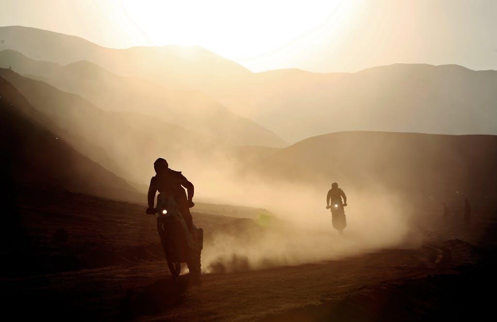 Dakar 2012, stage 14