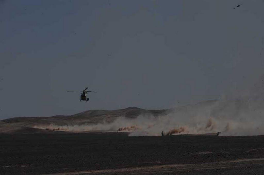 Dakar 2012, stage 9