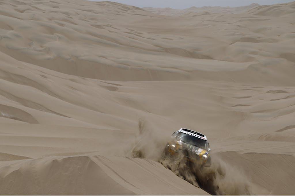 Dakar 2012, stage 12