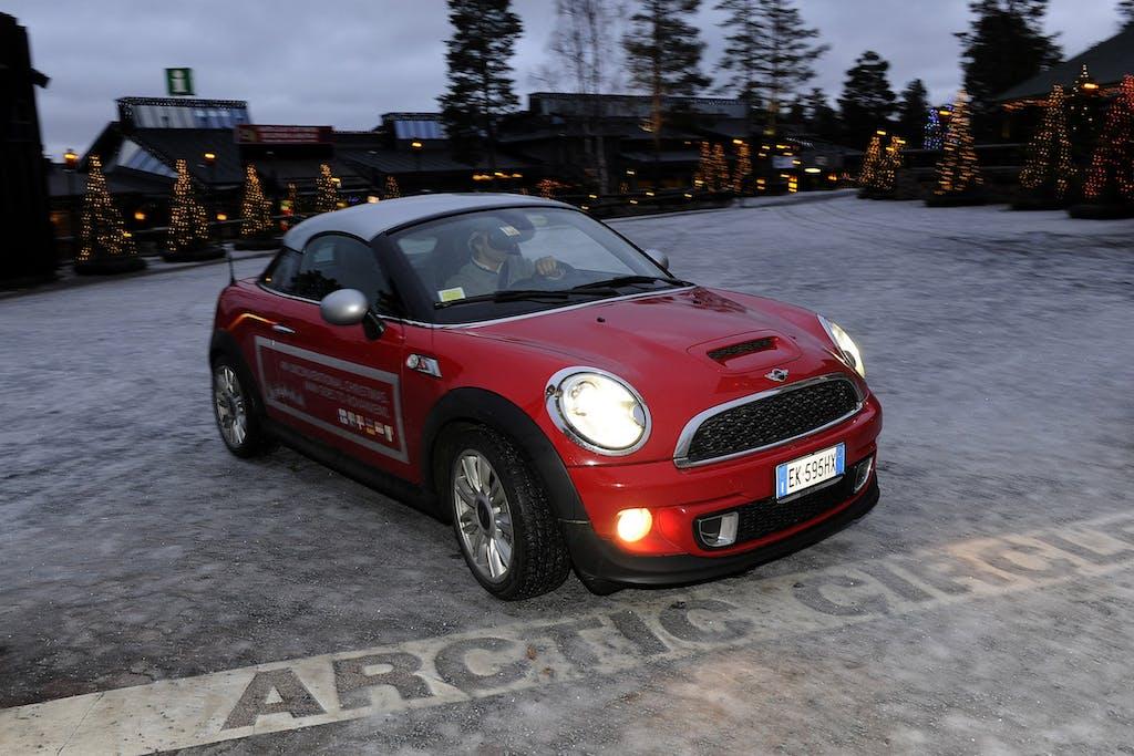 Mini, da Milano a Rovaniemi…