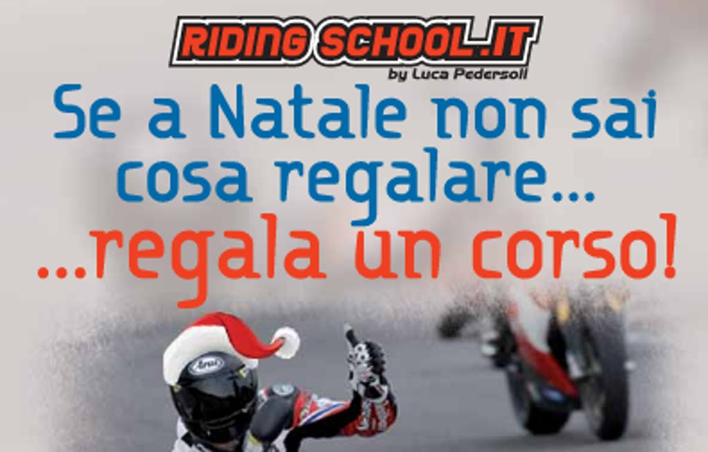 Riding School regala un corso