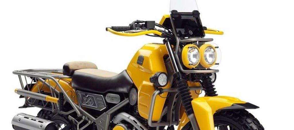 Yamaha XTW250