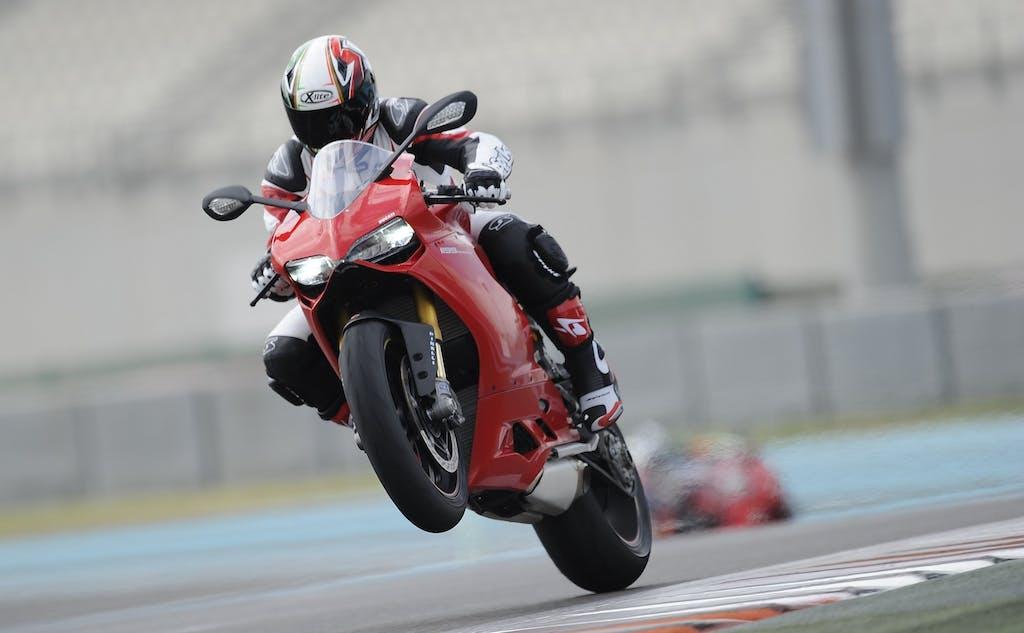 Prova Ducati 1199 Panigale
