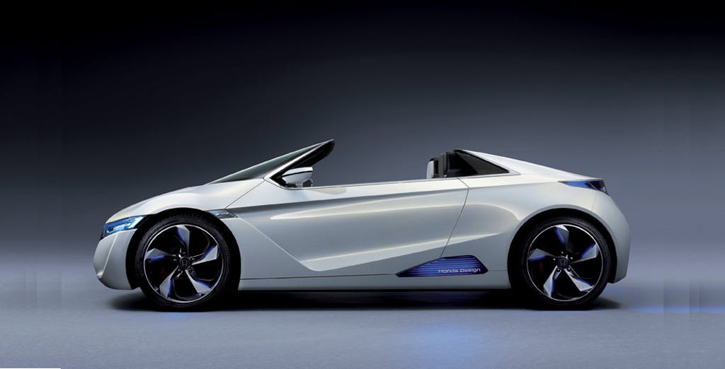 Honda, al Salone di Ginevra anche la EV-STER