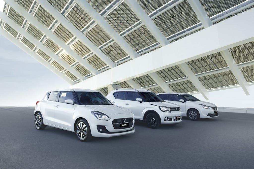 31 km/litro con l'ibrido Suzuki: si può fare!