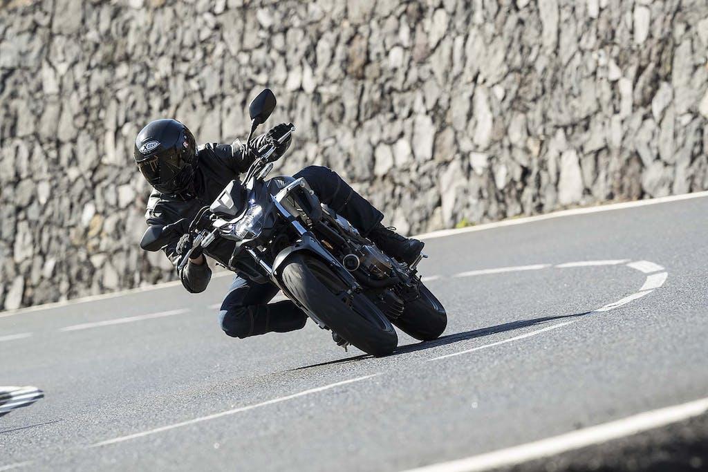 Prova Honda CB500F e CBR500R 2019, piccole sportive crescono