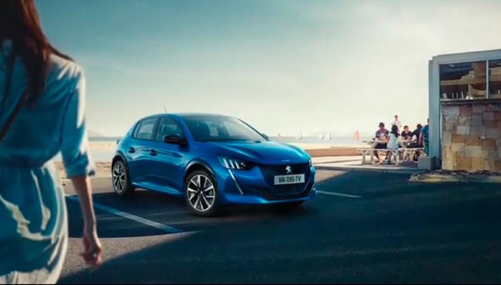 Peugeot 208 2019, scappano in rete le prime foto ufficiali