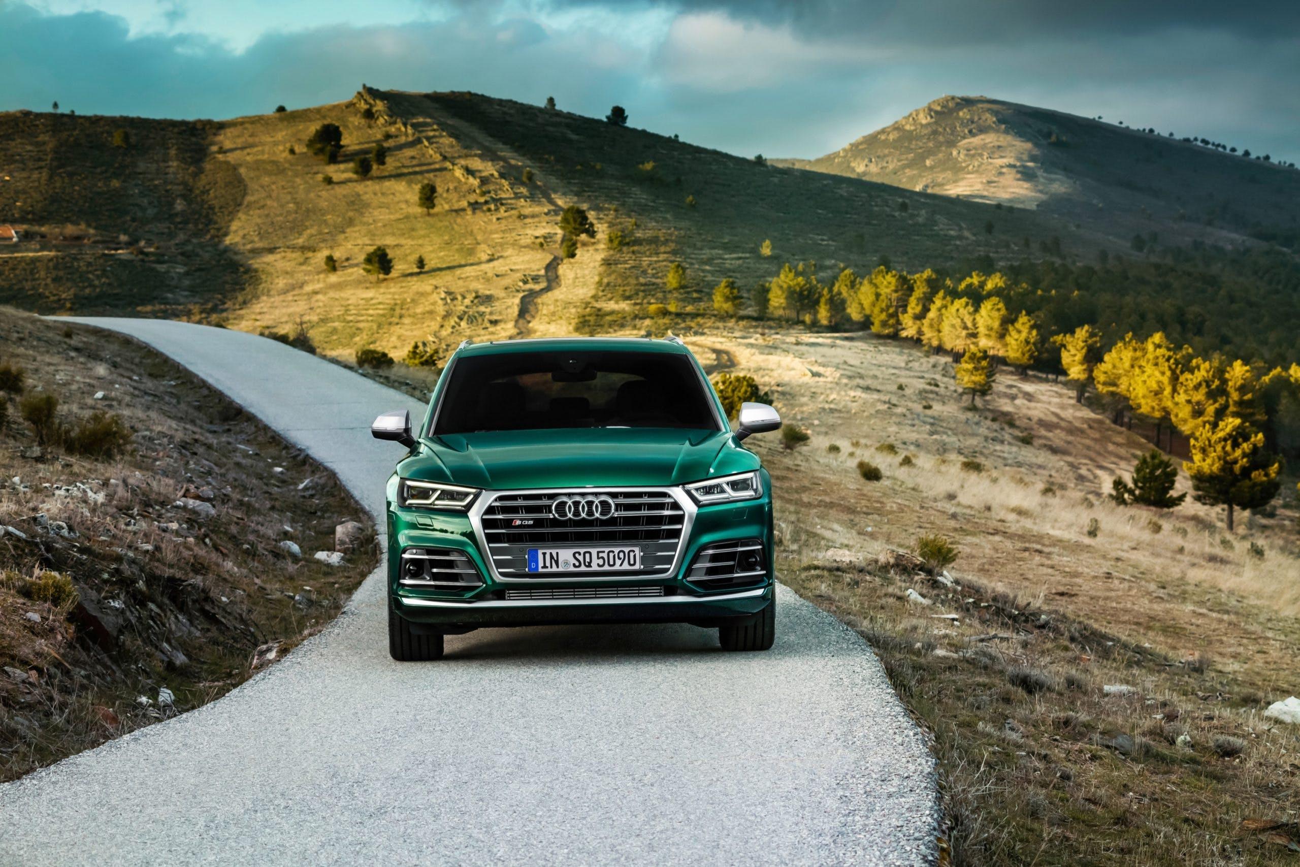 Audi SQ5 TDI Ginevra