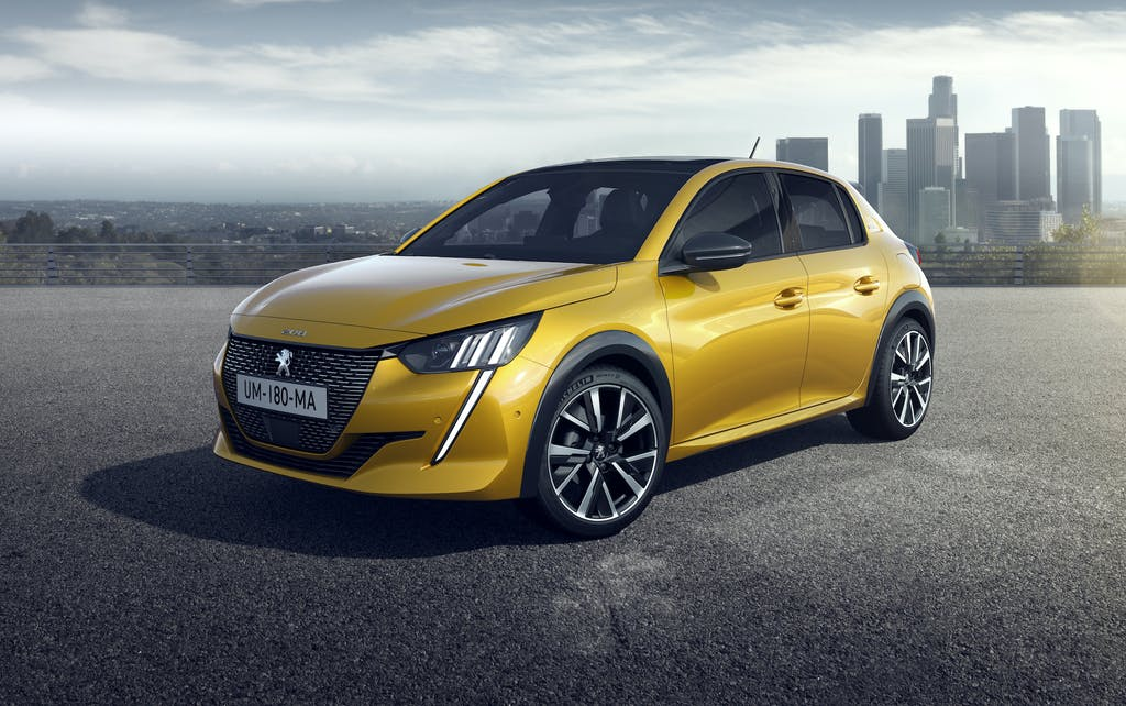 Nuova Peugeot 208 2019, tutte le info e le foto ufficiali