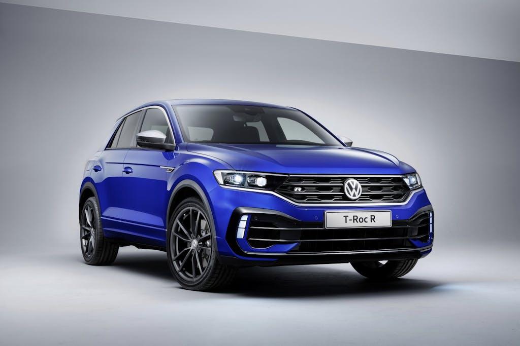 Volkswagen T-Roc R: 300 cv e 250 km/h
