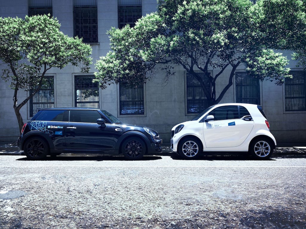 car2go e DriveNow si fondono: ecco Share NOW