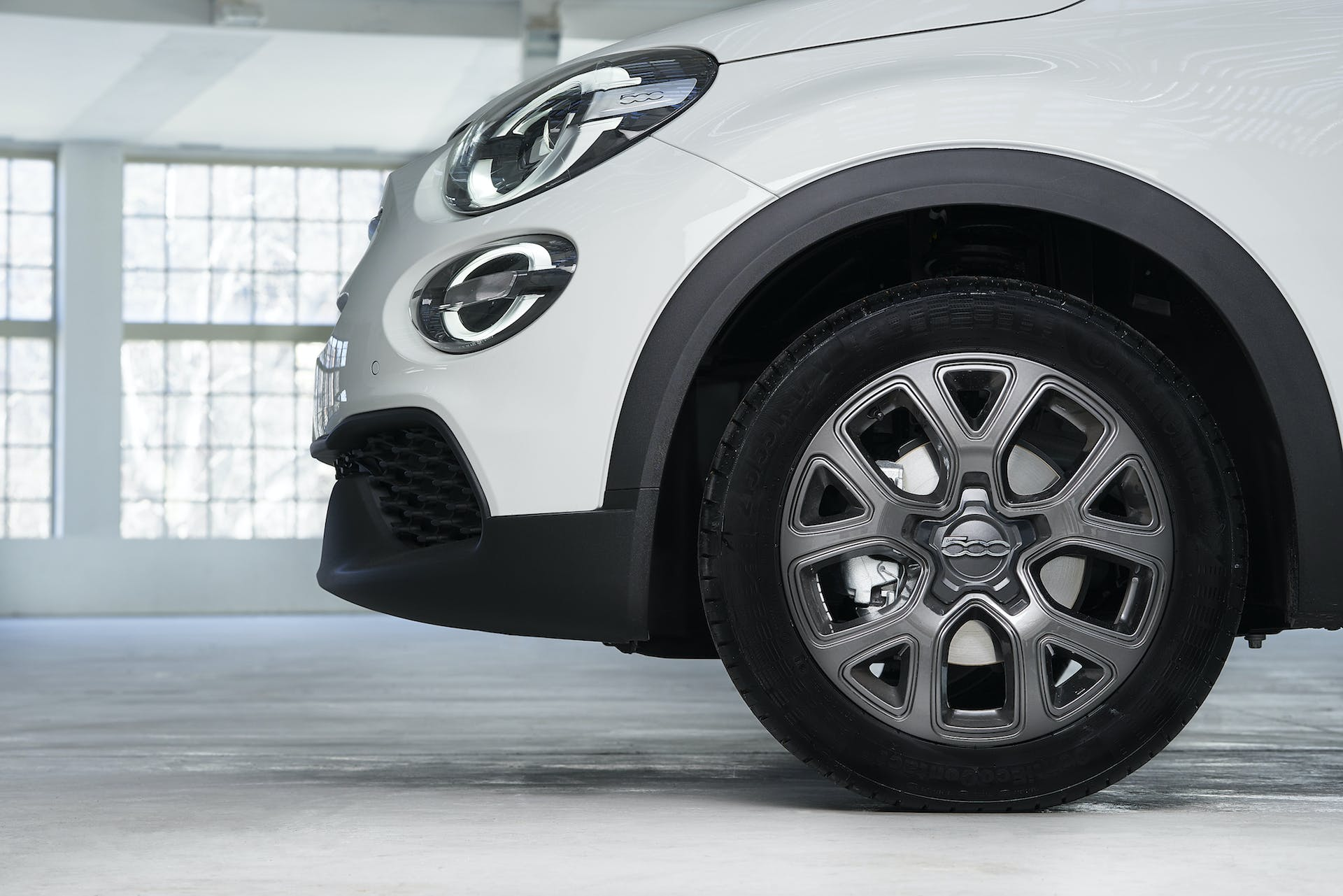 Fiat 500X cerchio anteriore
