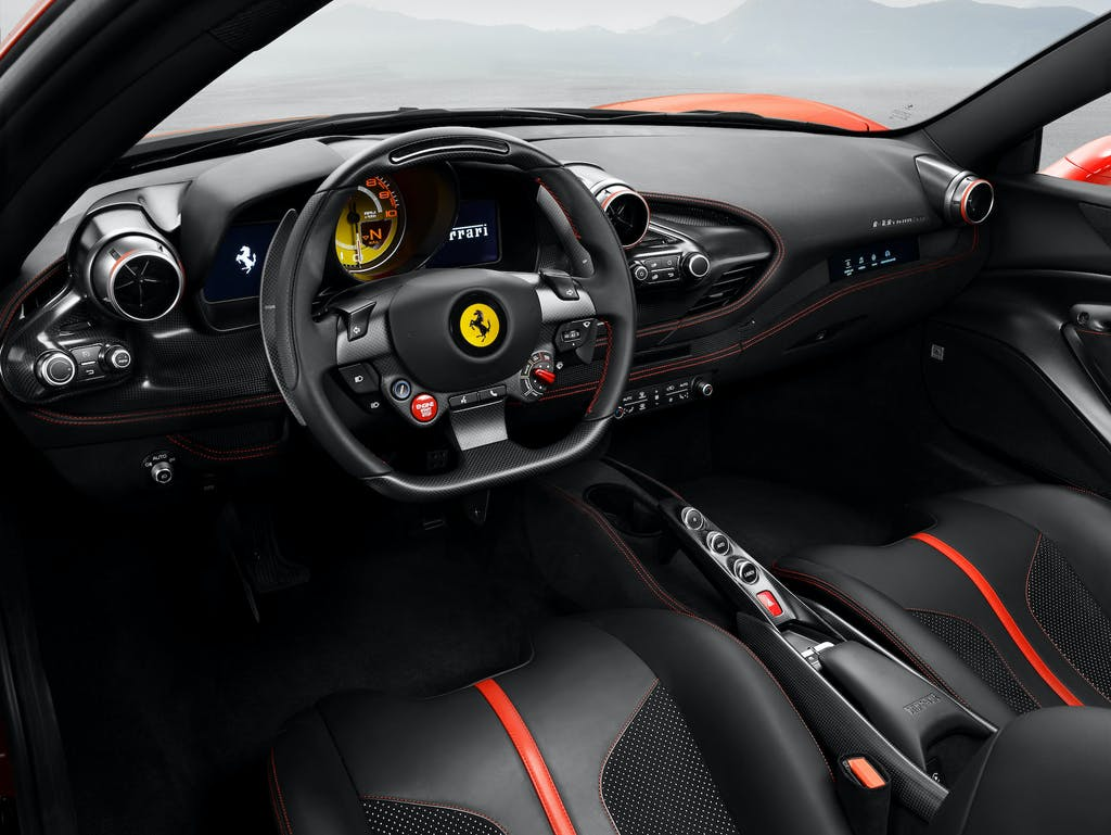Ferrari, a Davos si conferma il brand più forte al mondo