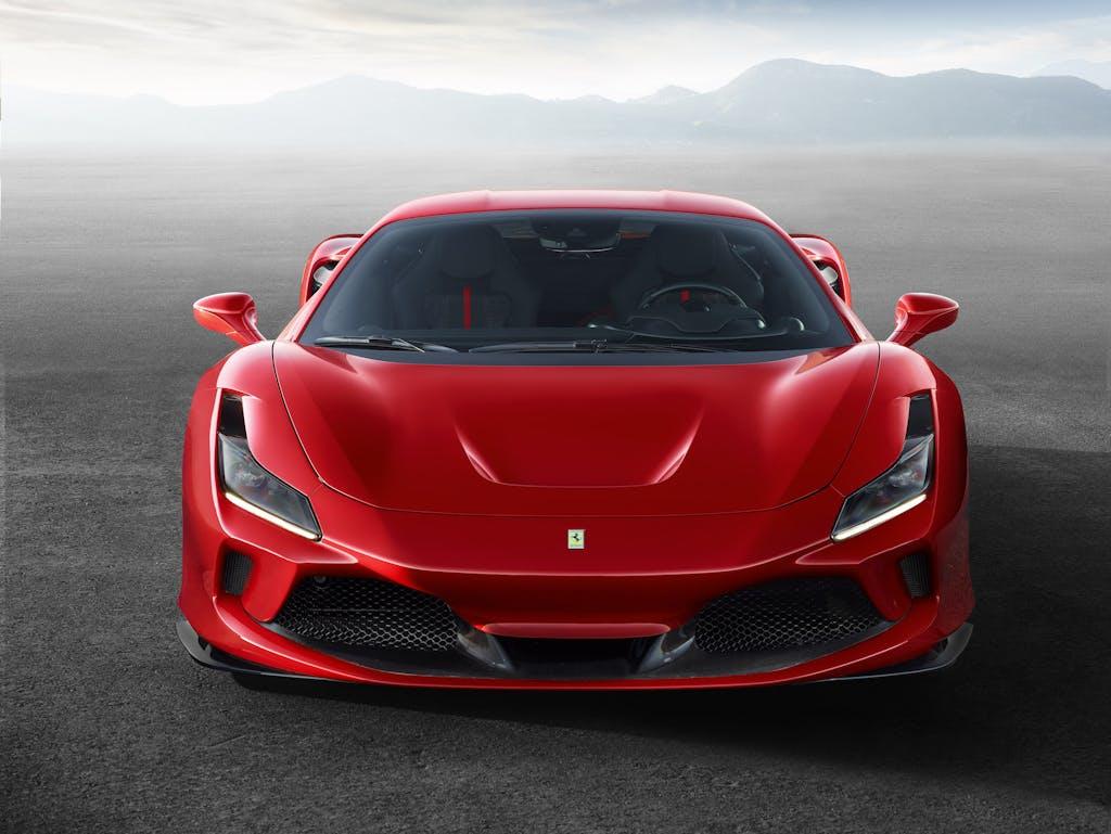 Ferrari F8 Tributo, 720 cv per accendere Ginevra