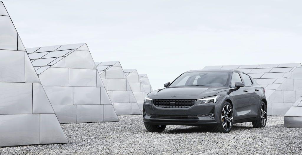 Polestar 2: Volvo sfida Tesla