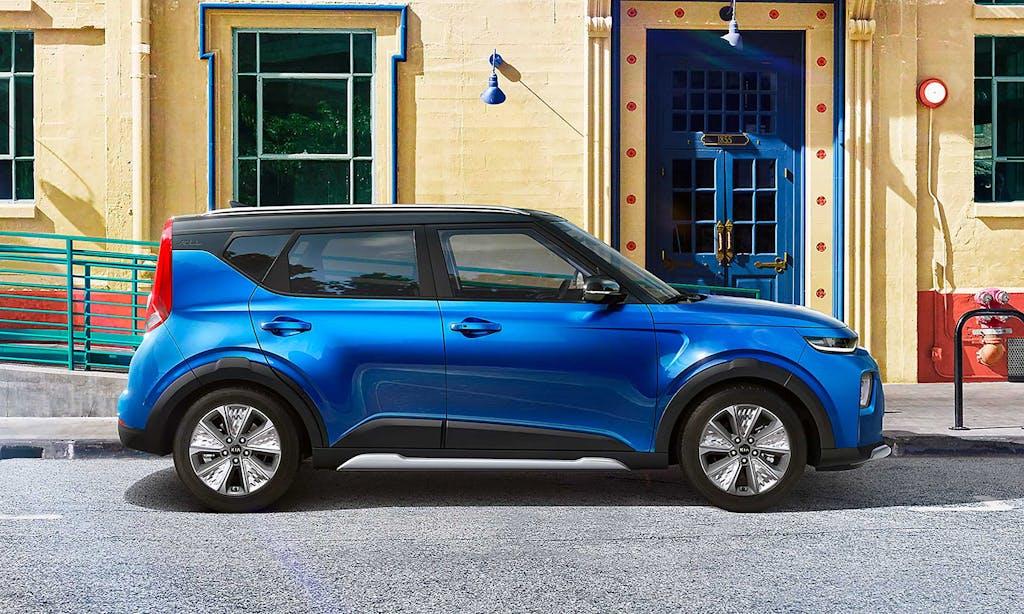 Kia eSoul 2019, la nuova auto elettrica di Kia