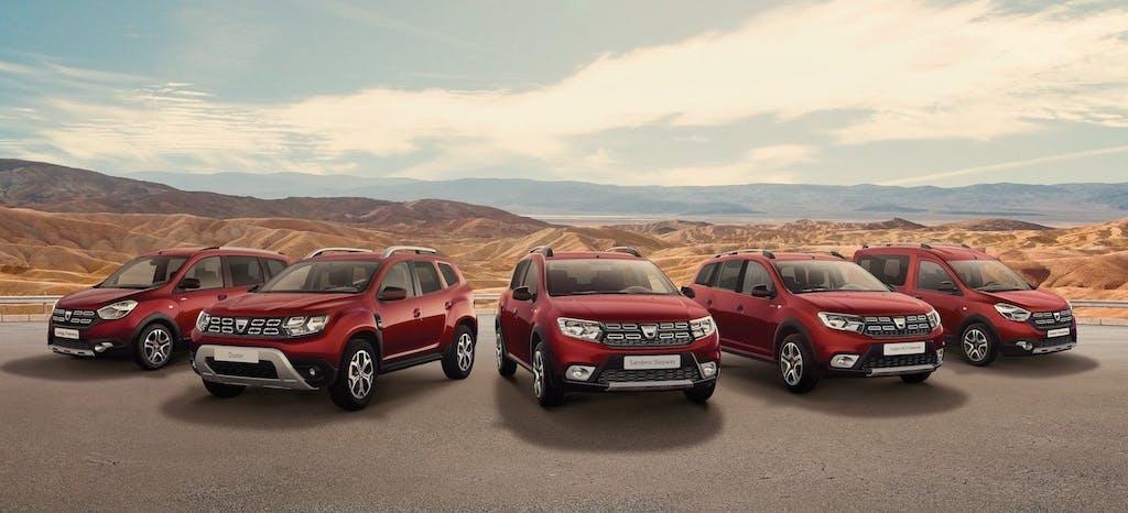 Dacia, a Ginevra con la serie speciale Techroad