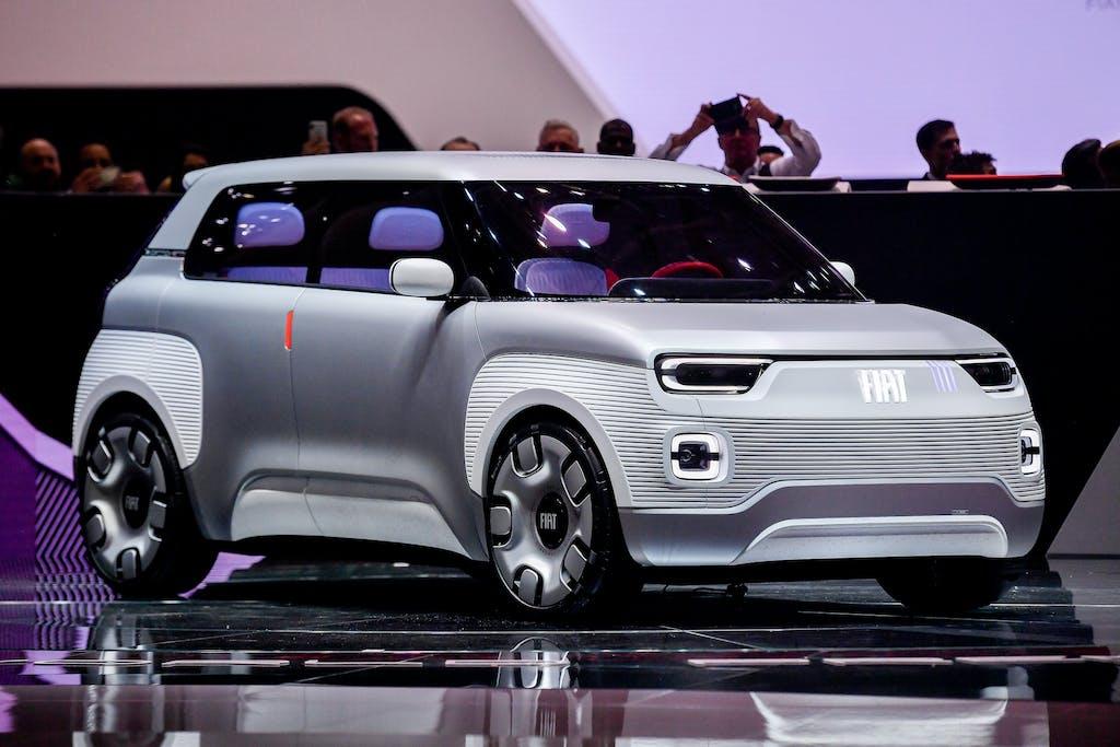 Fiat Centoventi, 500 elettrica e le altre novità Fiat in arrivo