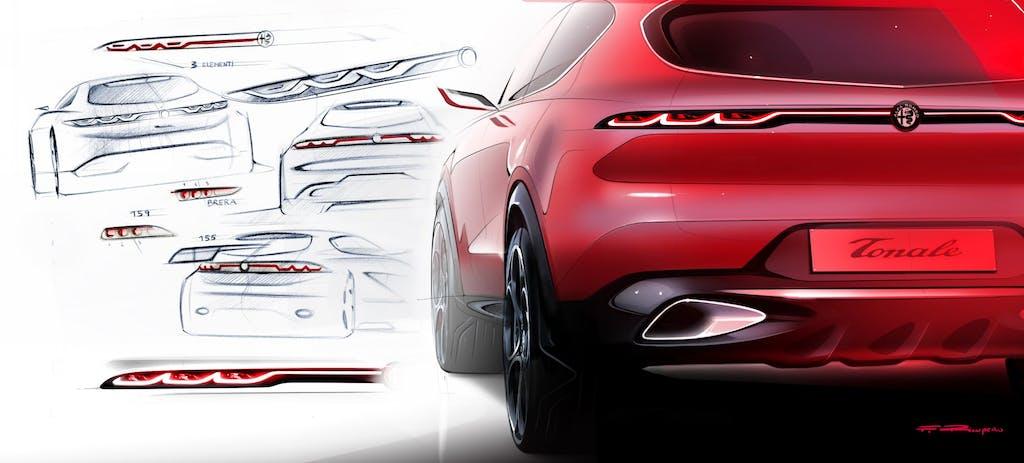 """Alfa Romeo Tonale premiata con il """"Car Design Award"""""""