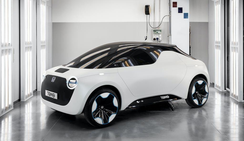Honda Tomo, l'elettrica secondo gli studenti dello IED