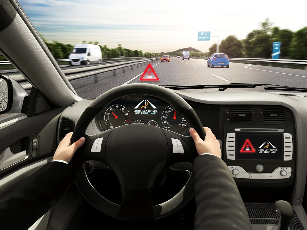 Bosch wrong-way driver warning, verso la retta via
