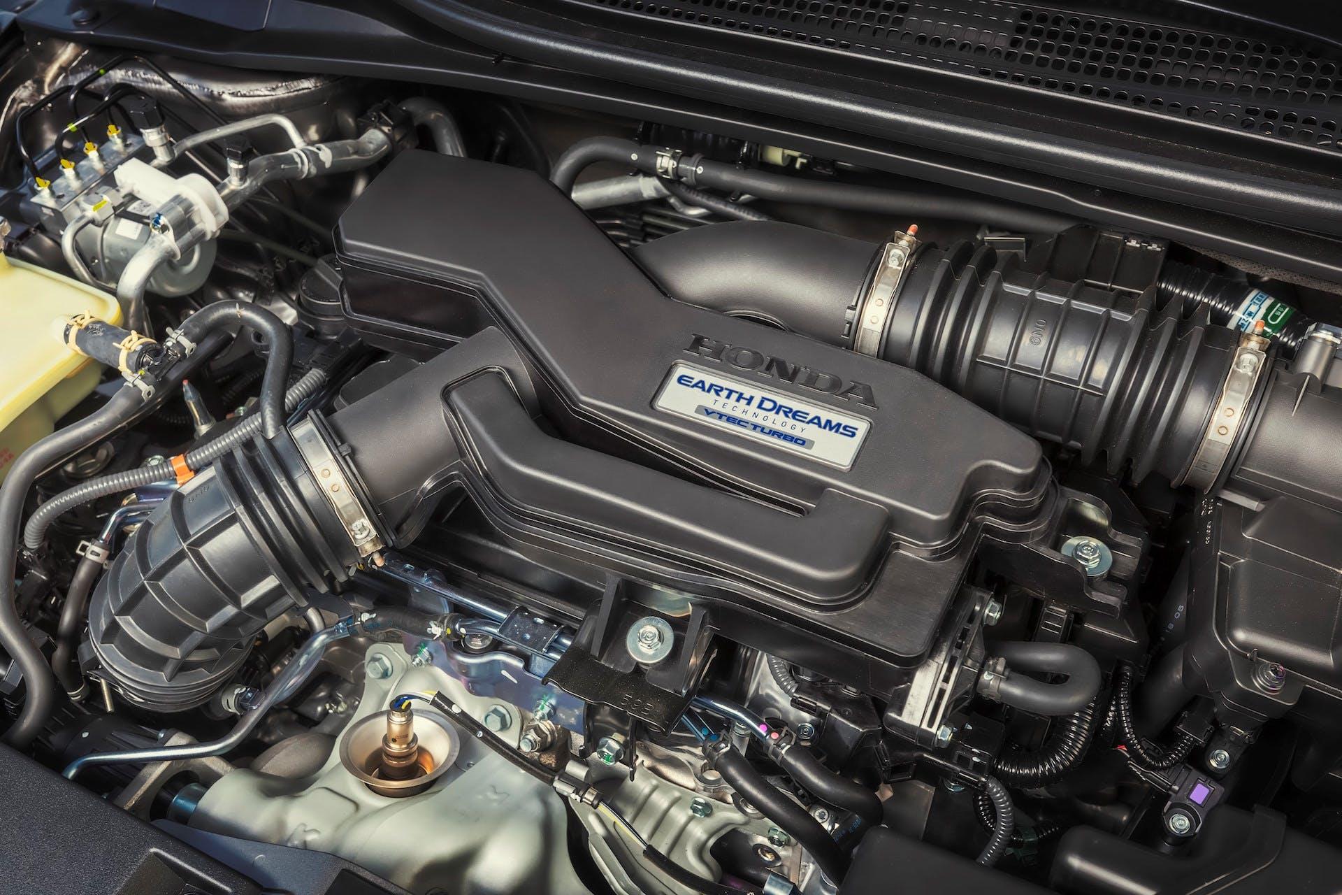 Honda HR-V auto motore turbo