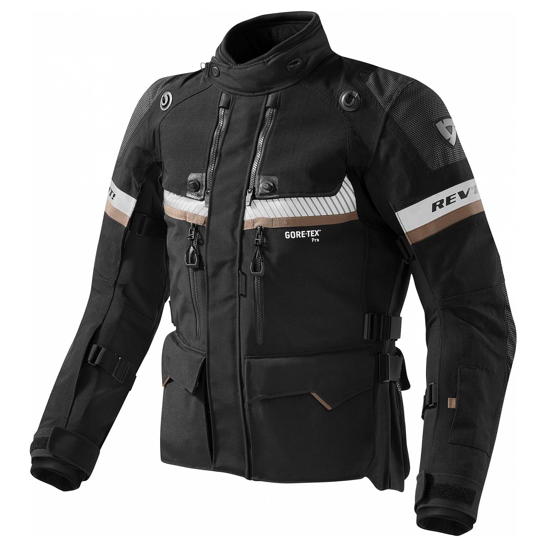 Rev'it! Dominator GTX giacca front