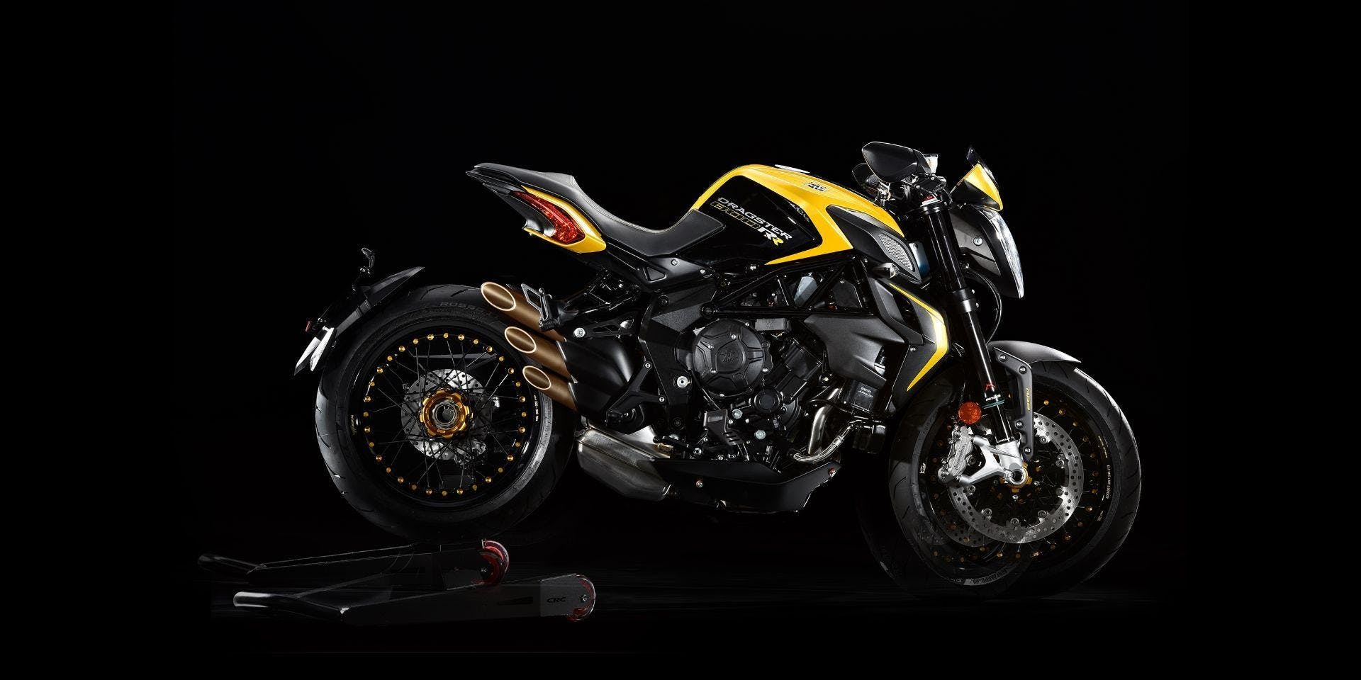 mv agusta dragster rr - laterale