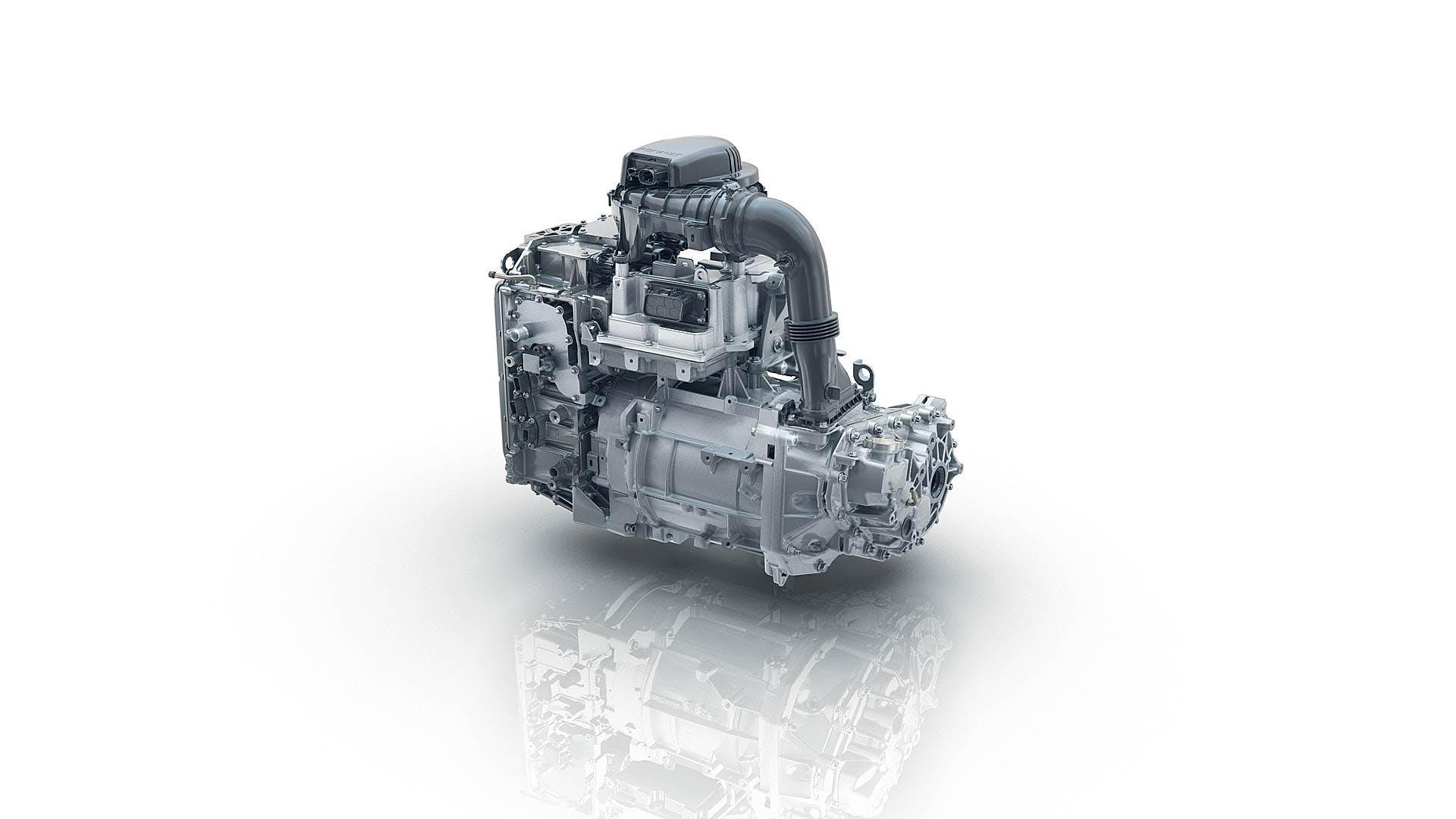 Motore R110 della Renault ZOE