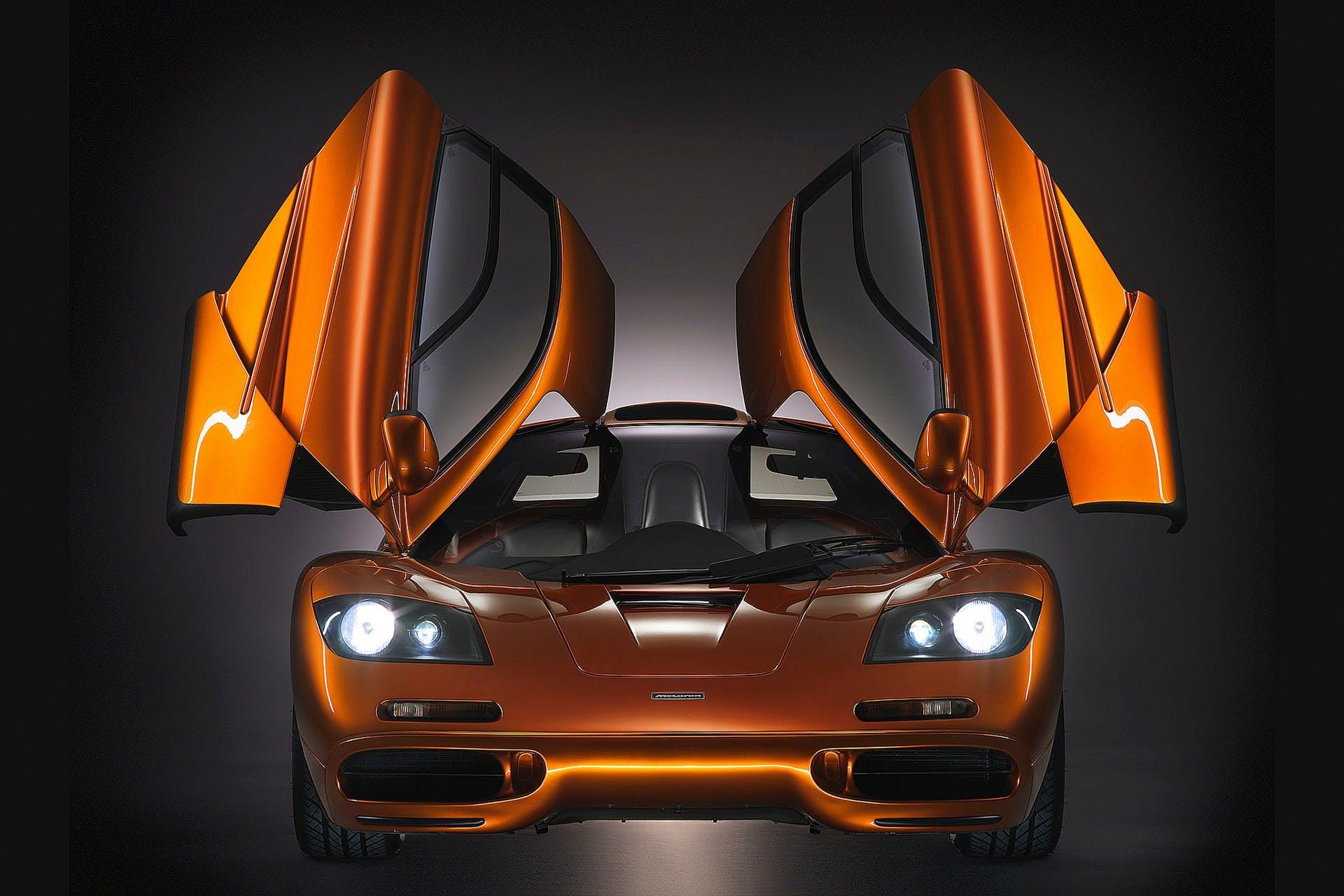 McLaren F1 statica