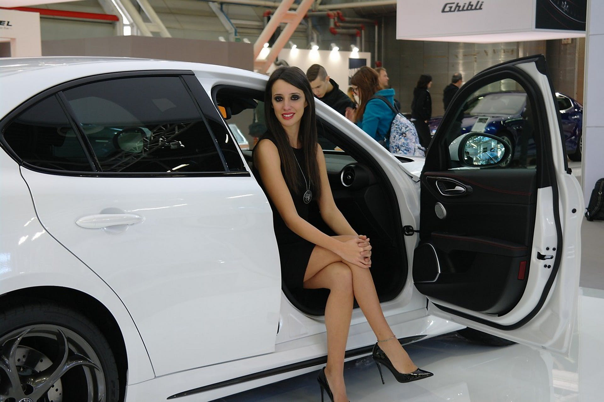 Motor Show stand