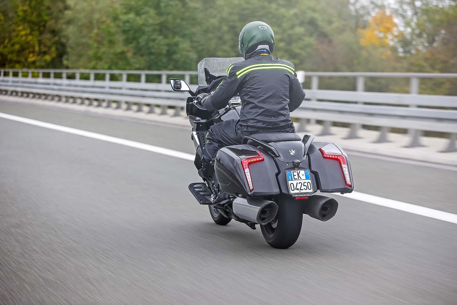 BMW K 1600 B autobahn