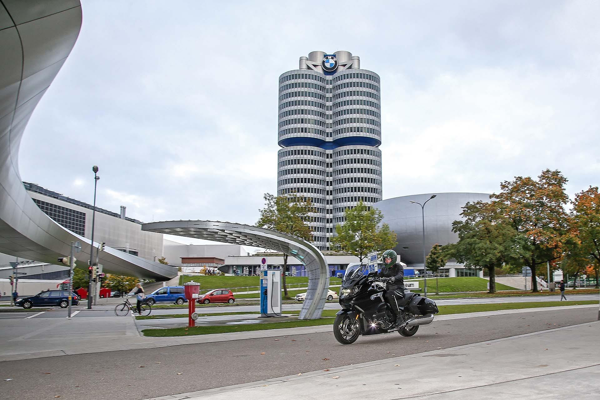 BMW K 1600 B museo