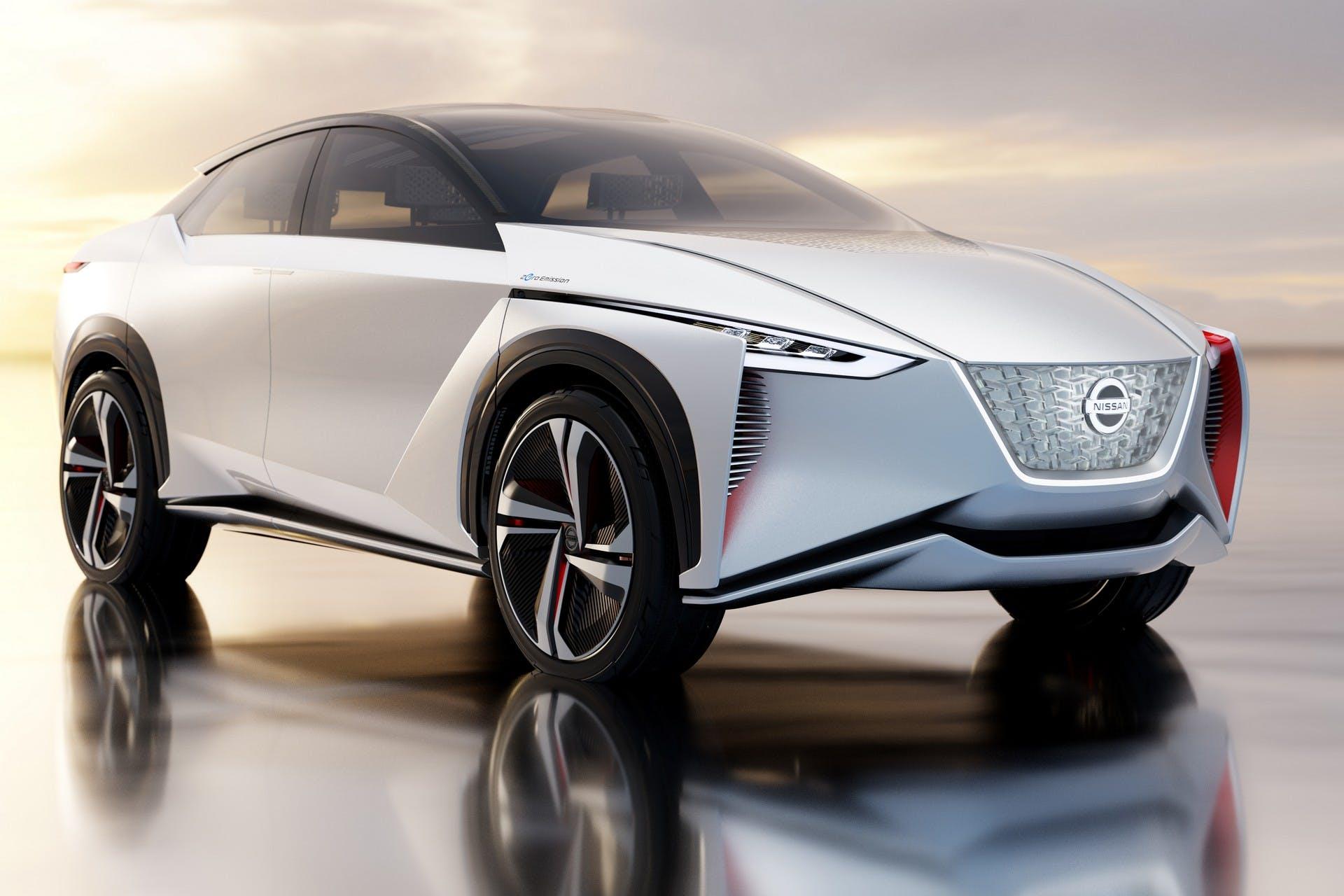 Nissan IMx Concept statica
