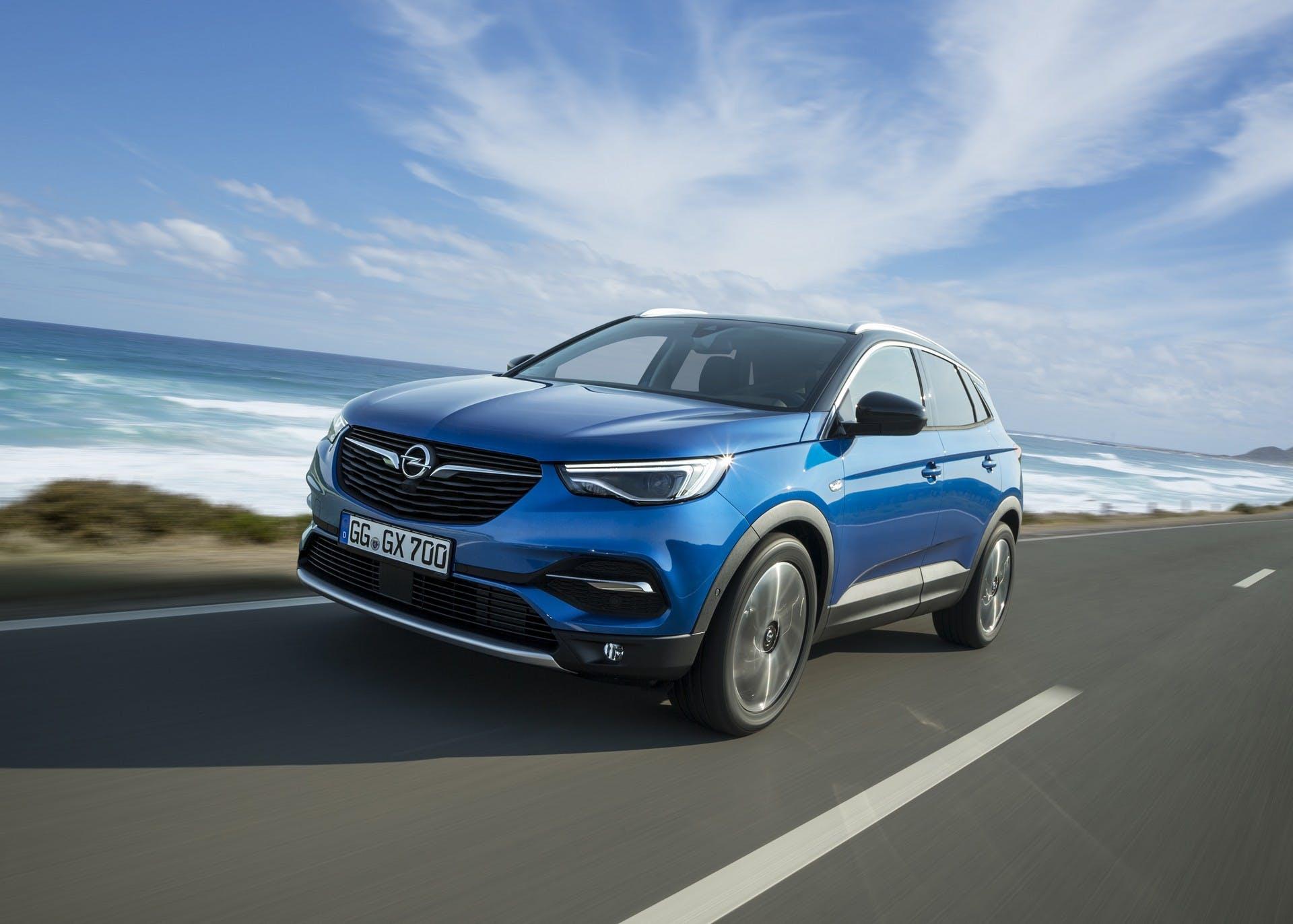 Opel Grandland X dinamica