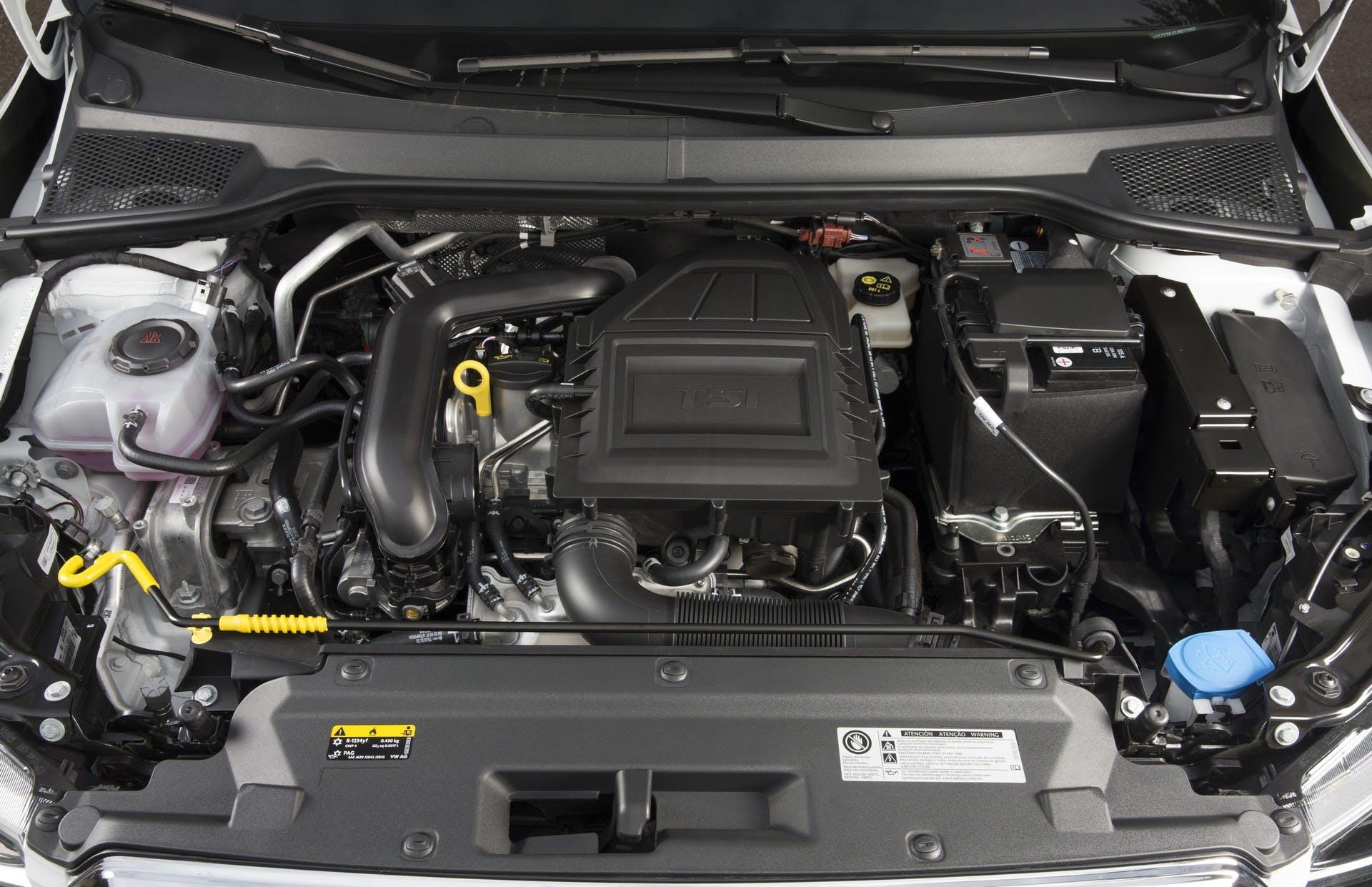 Seat Arona motore