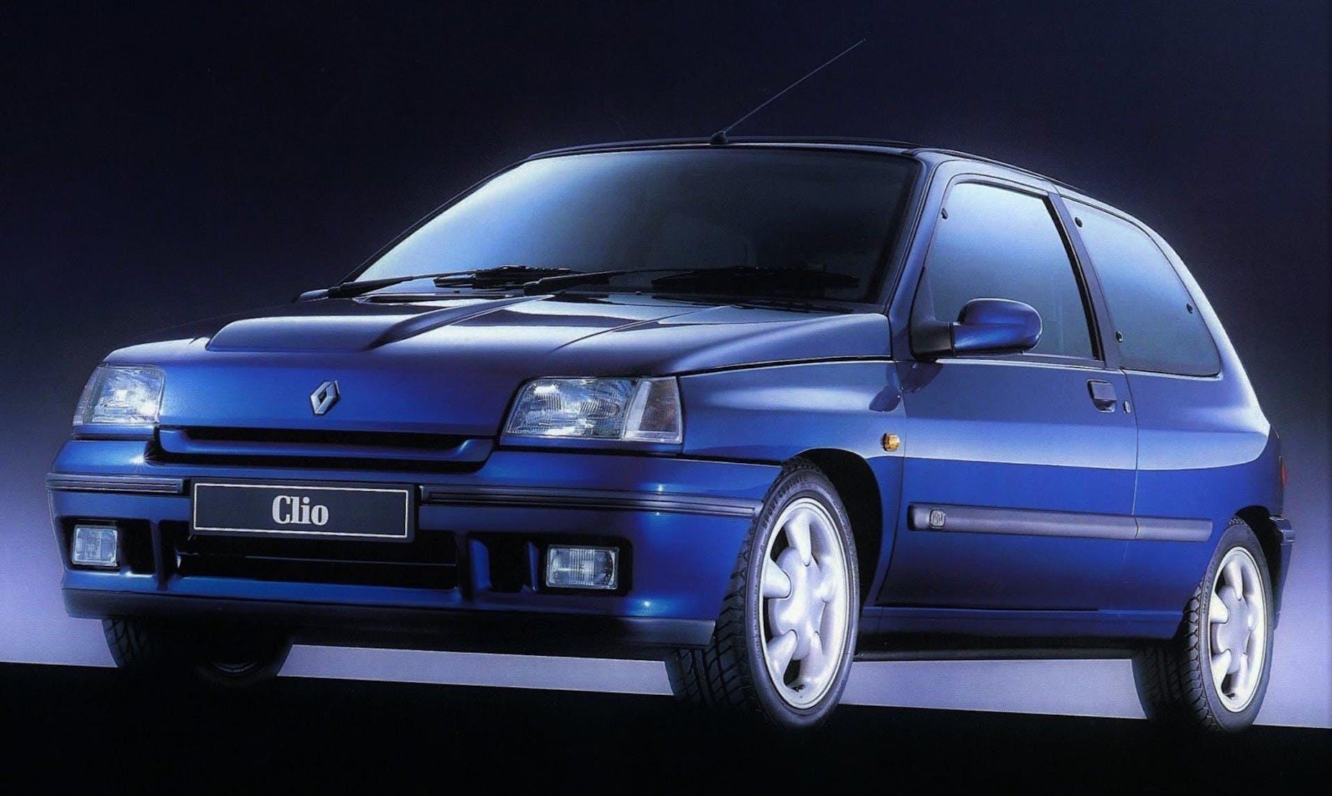 Migliori Youngtimer Renault Clio