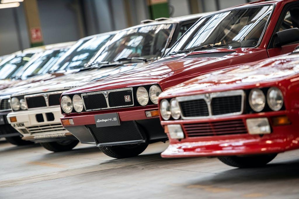 FCA Heritage HUB: lo scrigno delle meraviglie Alfa, Fiat e Lancia