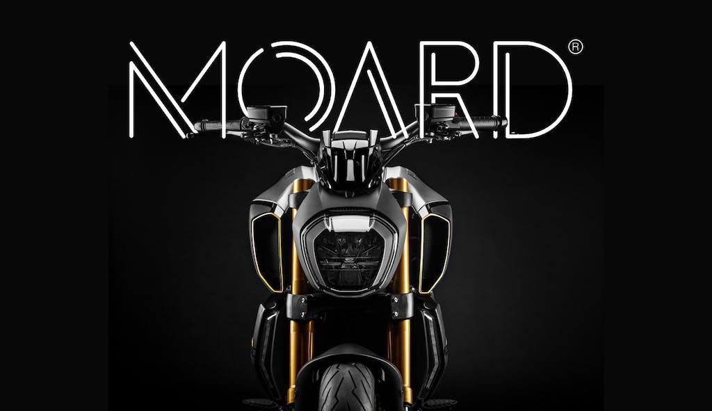 MOARD, il debutto a Milano